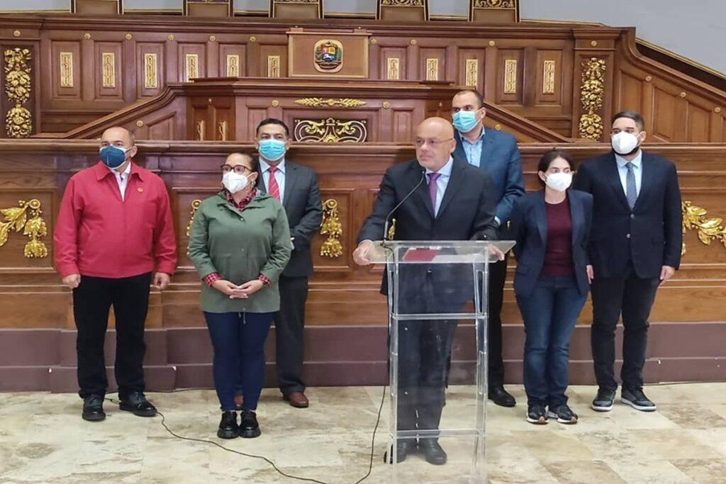 """Chavismo """"incorpora"""" a Alex Saab al diálogo con la oposición"""