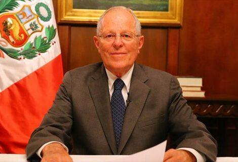 La fiscalía peruana denuncia a Kuzcynski por indulto a Fujimori