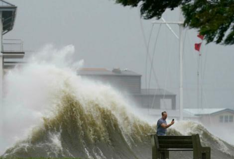 Ida no pudo con los diques de Nueva Orleans