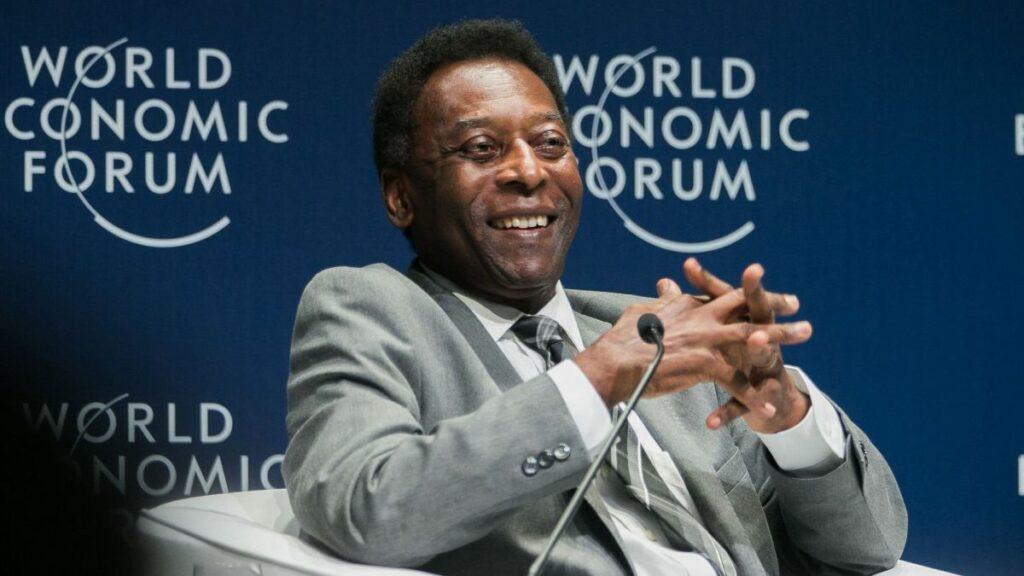 """Pelé envía mensaje positivo: """"me estoy recuperando bien"""""""