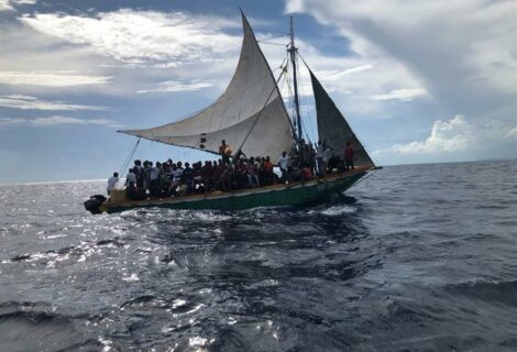 EEUU intercepta a haitíanos en las costas de Florida