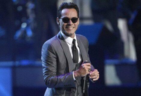 Marc Anthony muestra su lado más humano durante concierto