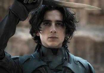 """Chalamet: """"Dune es cine de autor con el atractivo de superproducción"""""""