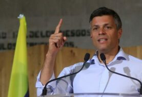 Convocan protesta contra Leopoldo López en Miami