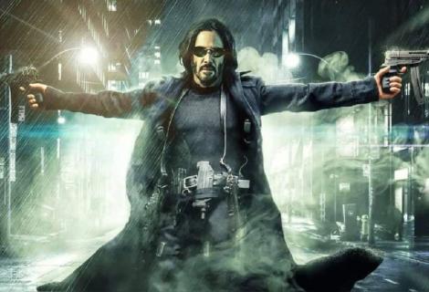 Matrix IV está a punto de llegar a los cines