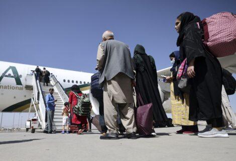 Vuelos humanitarios de la ONU vuelven a Kabul