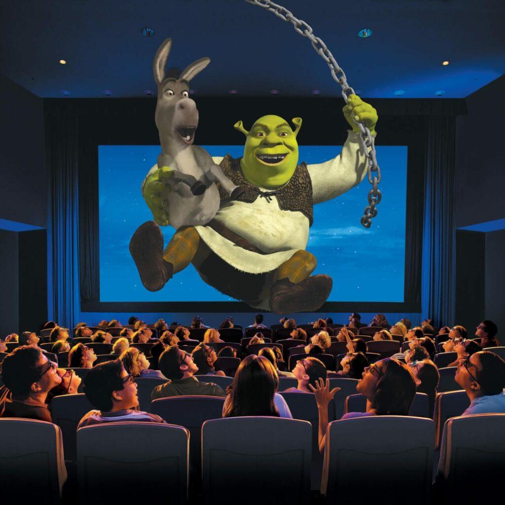 Shrek en Universal de Orlando dirá adios en 2022
