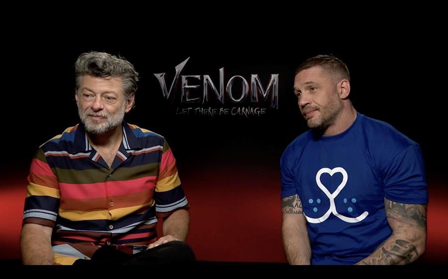 "Tom Hardy, un moderno Don Quijote en ""Venom"""