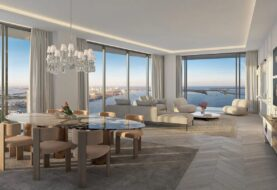 Así será la torre Baccarat Residences Brickel en Miami