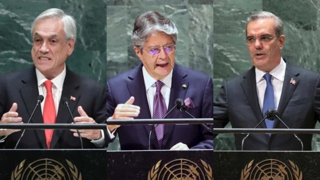 Lasso, Piñera y Abinader, entre mandatarios implicados en los Papeles de Pandora - Noticias24Miami