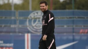 Messi No me equivoqué con el PSG